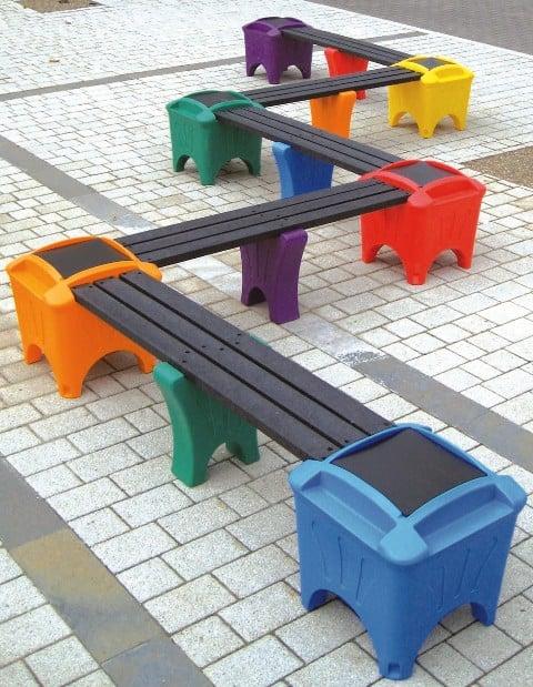 Snake bench GG221
